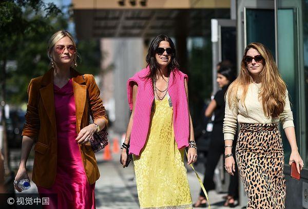 时装周DAY4 三个女人之间的战争