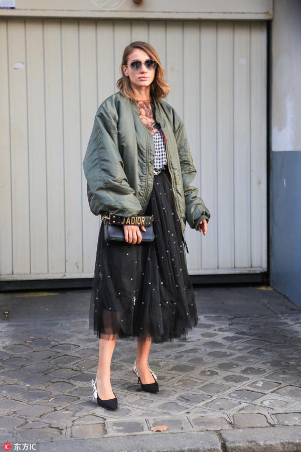 最新欧洲时尚冬装惹人爱