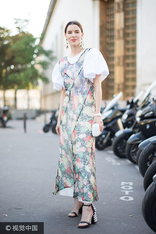 胖女孩时尚福音 H&M大码小礼服