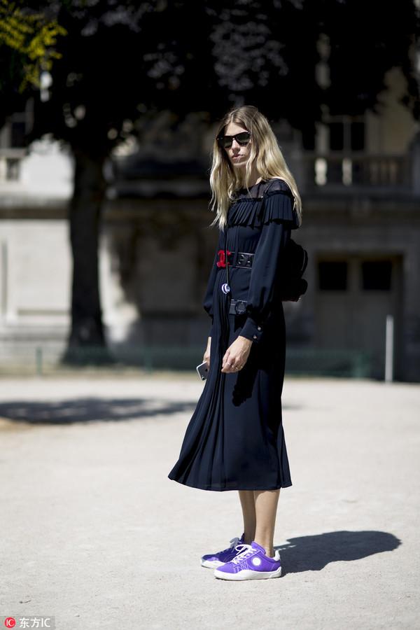 Dior经典套装