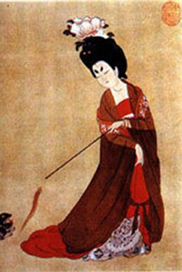 中国元素礼服改变你的气质图片